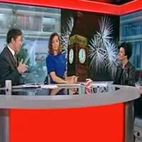 BBC Breakfast: Liz Talks New Year's Eve