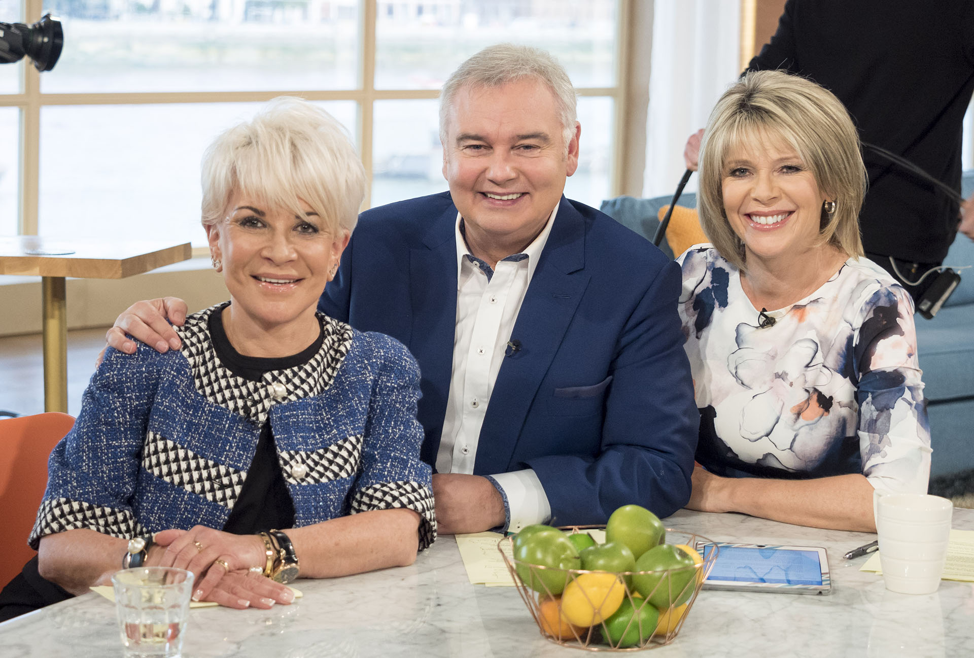 "Eamonn Holmes: ""I feel the pressure of staying in the spotlight"""