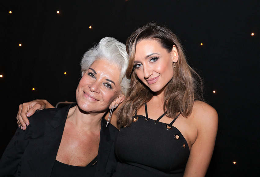 Podcast Liz Taylor and Catherine Tyldesley