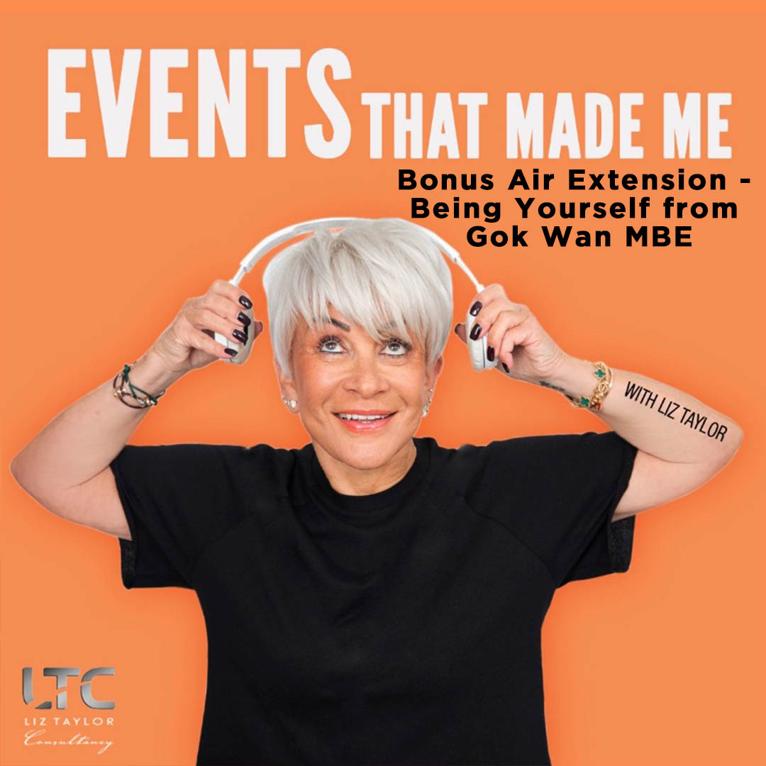 EVENTS THAT MADE ME-Being Yourself from Gok Wan MBE