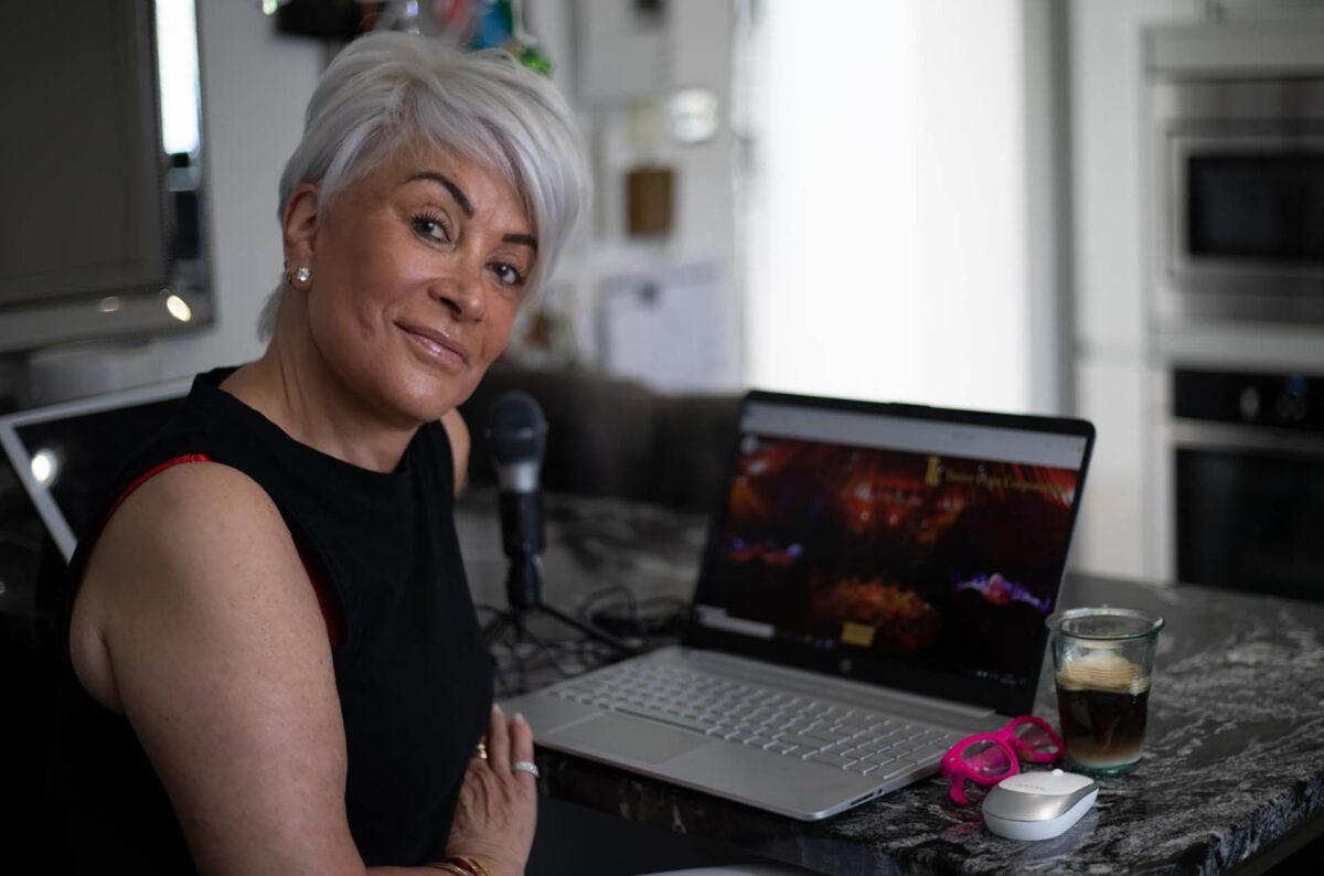 Liz Taylor Media Expert