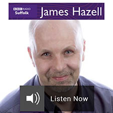Liz talks with James Hazell of BBC Suffolk about how we can save Christmas parties this year.