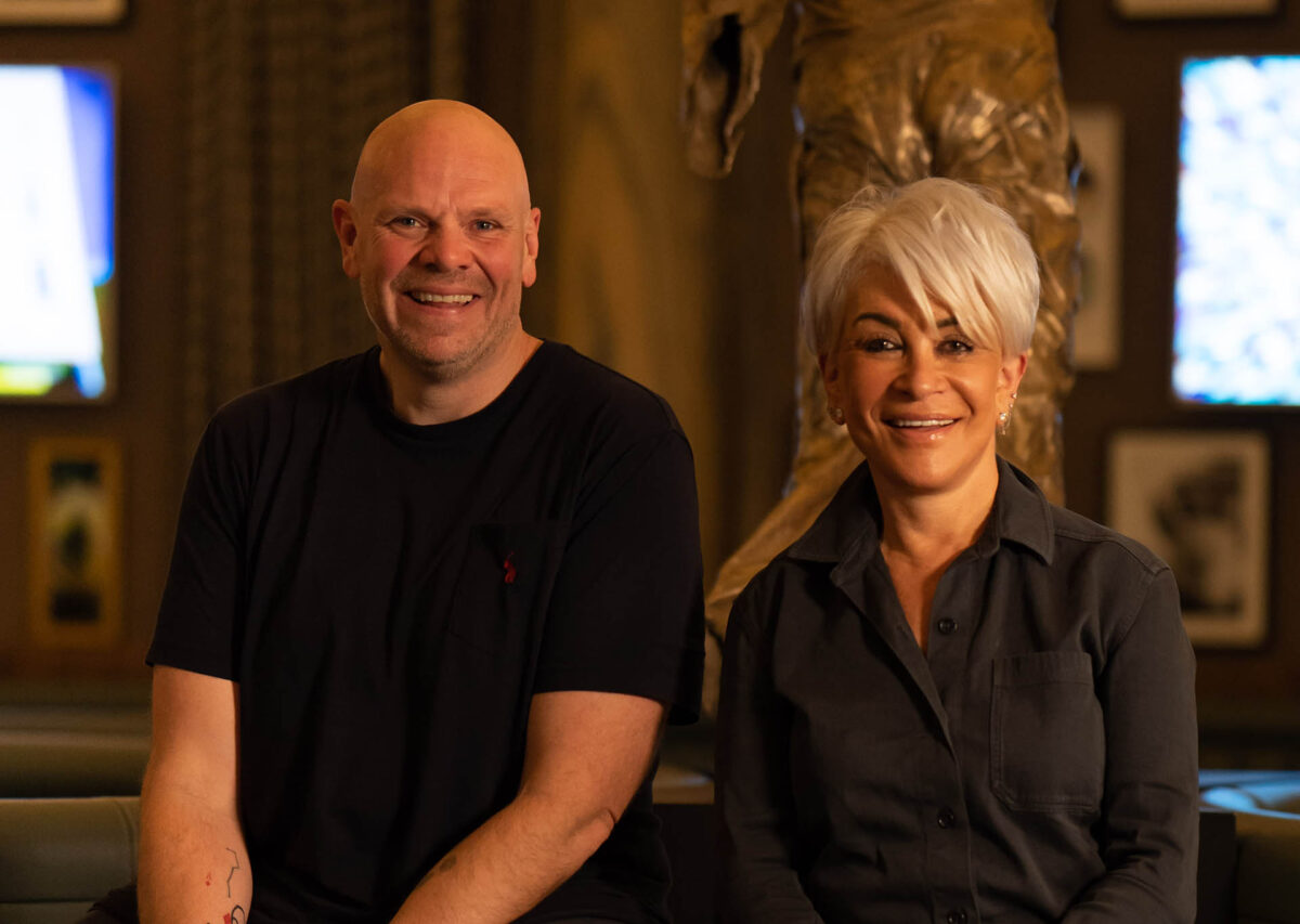 Tom Kerridge - Liz Taylor Consultancy Events that made me