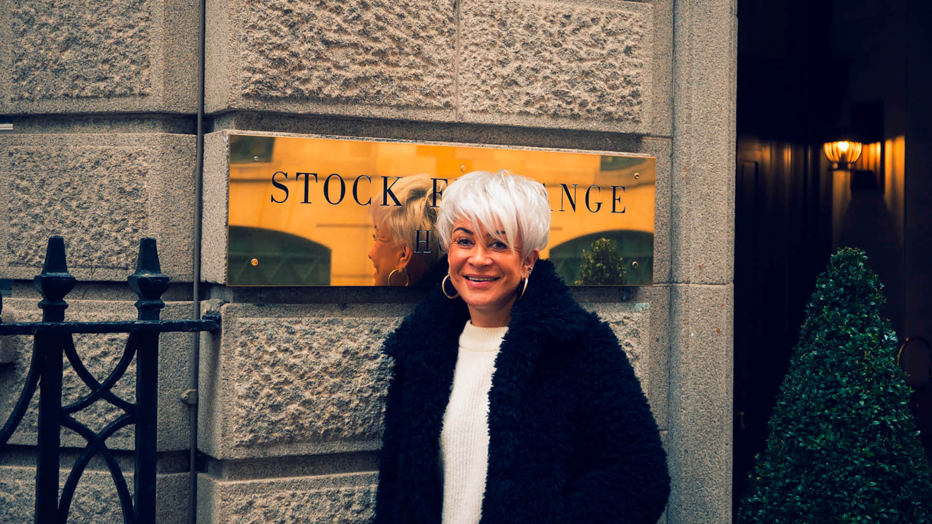 Manchester Stock Exchange Liz Taylor Consultancy